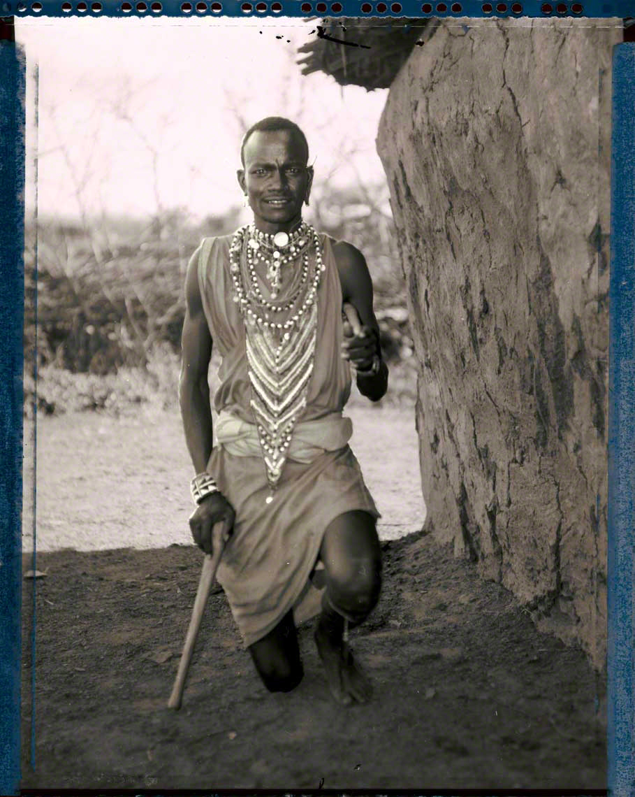 Massai Warrior 2